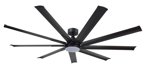 FANCO CO-FAN E-Lite Ceiling Fan ( Matt Black)