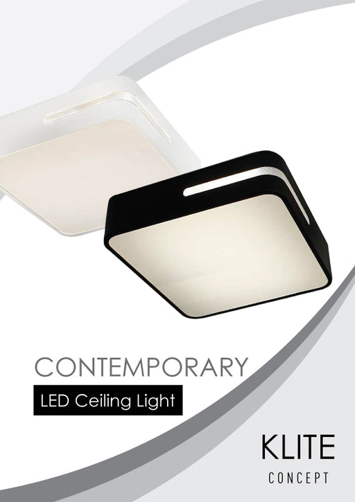 Square Modern Ceiling Light