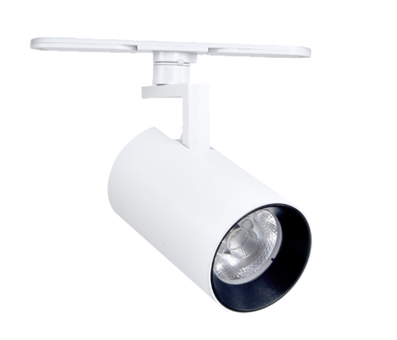 Premia LED Track Light in White