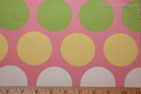 Candy – Pink Lime Yellow White