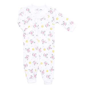 Magnolia Baby Over The Moon Zipped PJs
