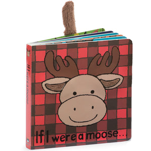 If I Were A Moose Book