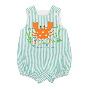 Bailey Boys Crab Infant Bubble