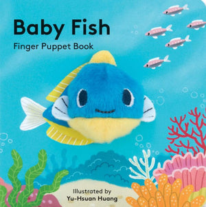 Baby Fish Finger Puppet Book