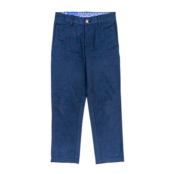 Bailey Boys Navy Corduroy Pants