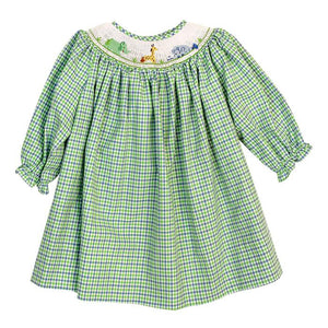 Bailey Boys Zoo Bishop Dress