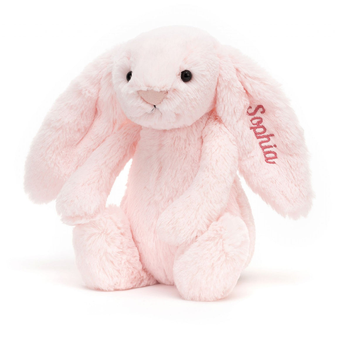 Jellycat Bashful Pink Bunny - Medium