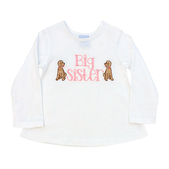 Bailey Boys Big Sister T-Shirt