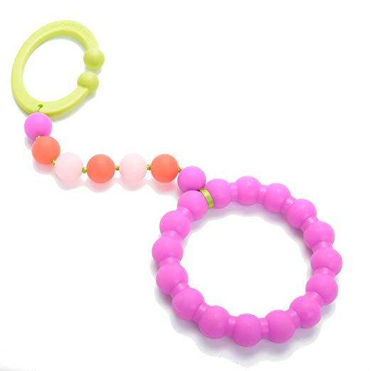 Chewbeads Silicone Carseat & Stroller Toy