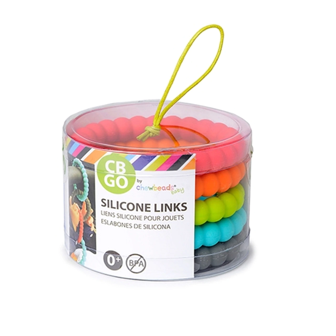 Chewbeads Silicone Links
