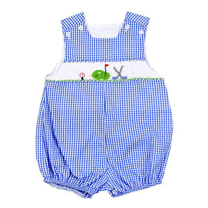 Bailey Boys Short Infant Bubble