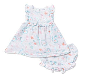 Angel Dear Jellyfish Dress and Bloomers