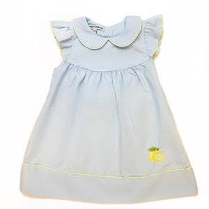 Sweet Dreams Lemon Dress
