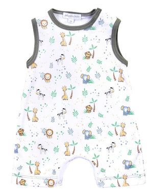Magnolia Baby Sleeveless Short Playsuit