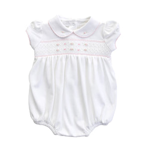 Magnolia Baby Smocked Bubble