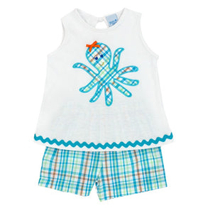 Bailey Boys Girls Short Set