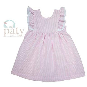 Paty Ruffle Dress