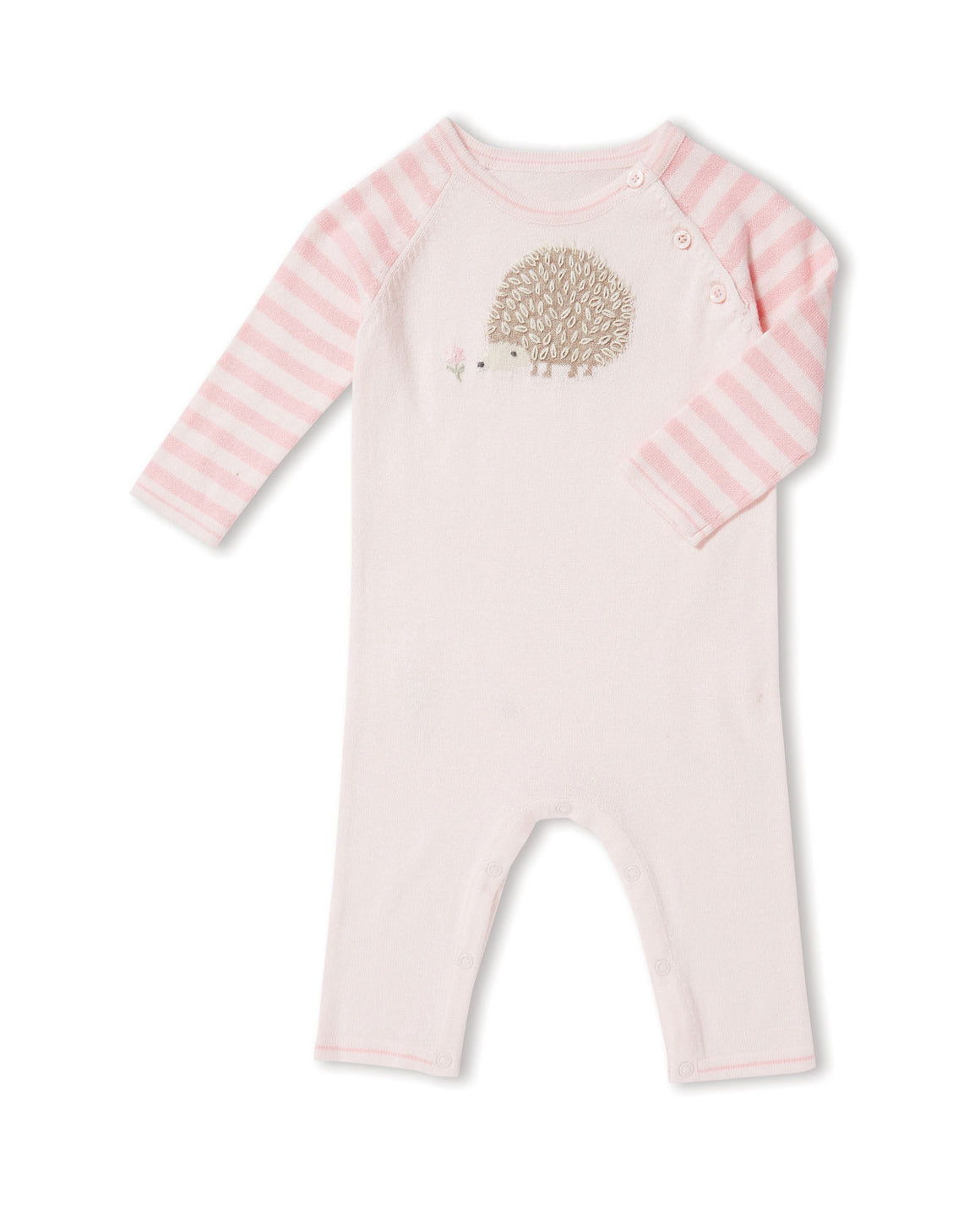 Angel Dear Hedgehog Coverall