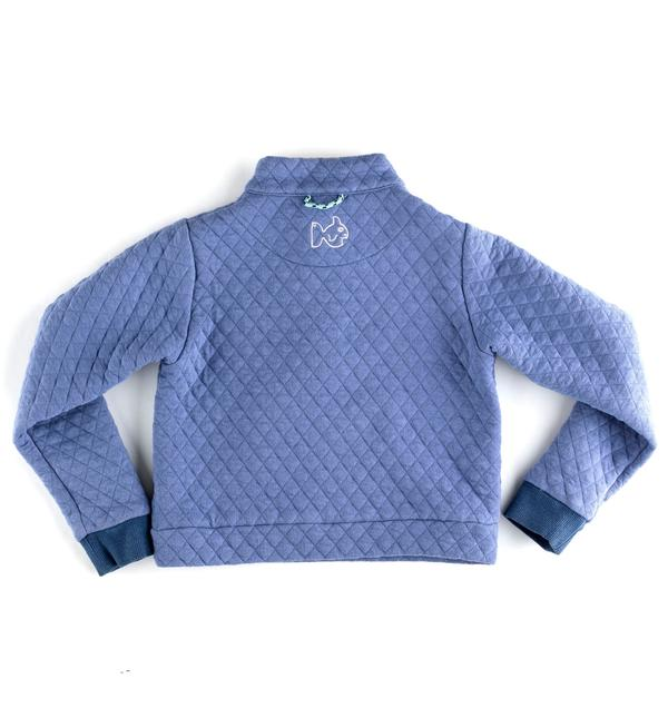 Prodoh Boy's Quilted Pullover