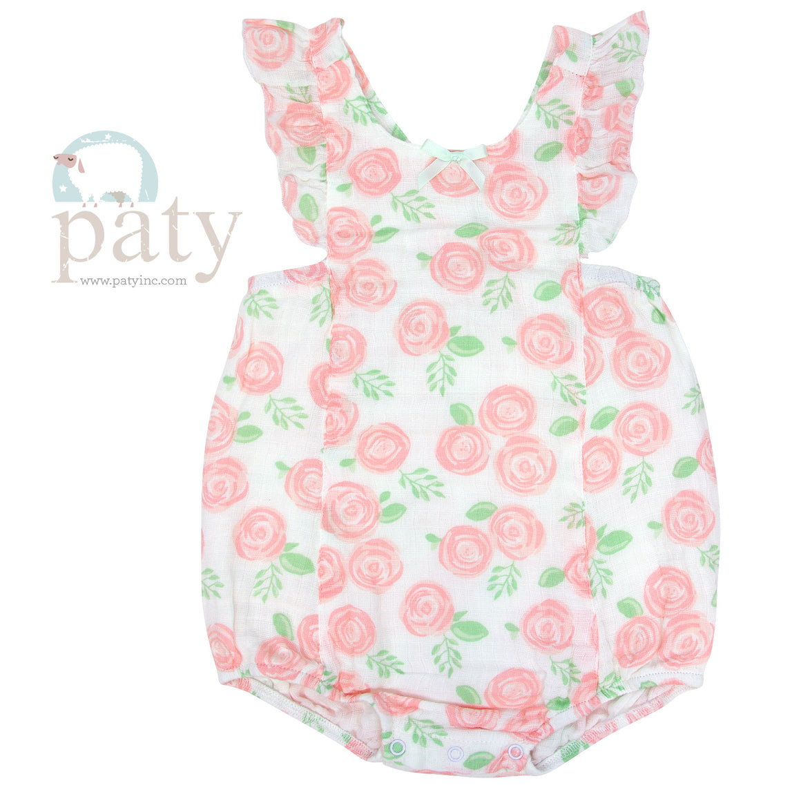 Paty Rose Print Bubble