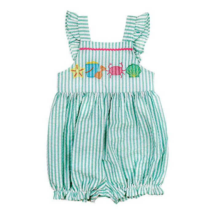 Bailey Boys Short Romper
