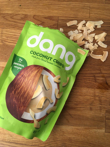 image of dang coconut chips