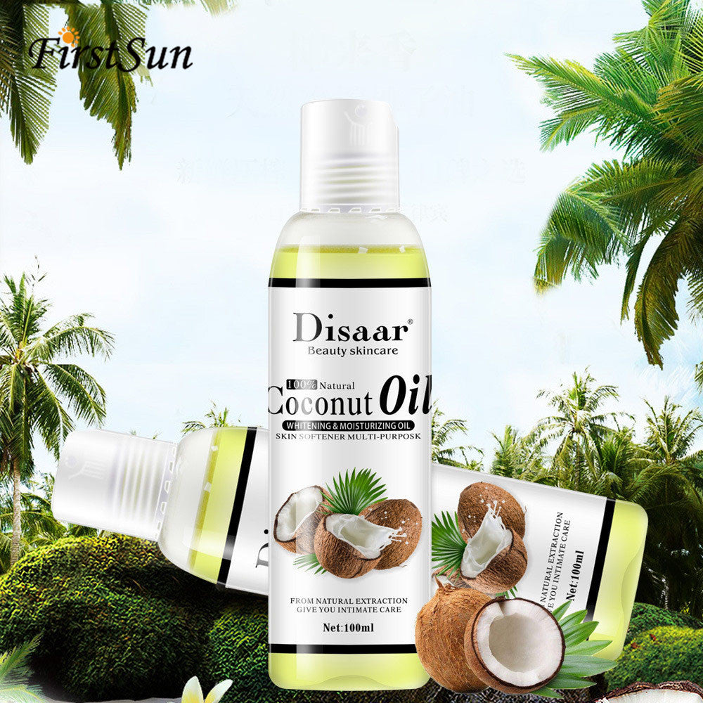 100% Natural Organic Virgin Coconut Oil