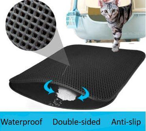 Eva Waterproof Cat Litter Mat