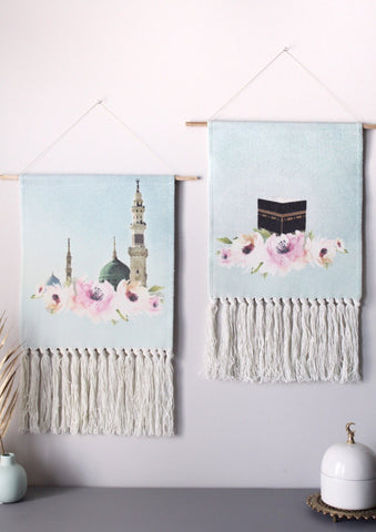 Mecca | Madinah | Wall Art Tapestries