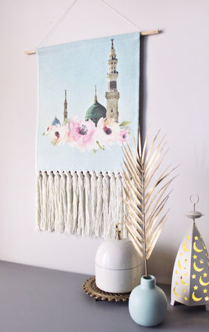 Mecca | Madinah | Wall Art Tapestry