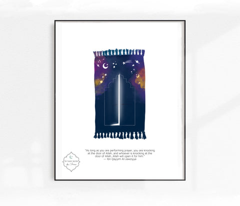 Opened Doors | Physical Art Print | Poster