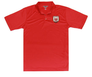 Red Wolves SC Men's Red Polo Shirt