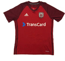 Load image into Gallery viewer, Men's Adidas Red Home Game Jersey