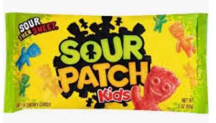 Sour Patch Kids