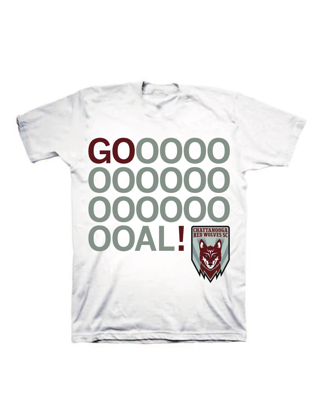 T-Shirt / Short Sleeve / Cotton / Goooal