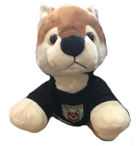 Chattanooga Red Wolf Stuffed Animal