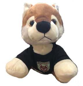 Stuffed Animal / Chattanooga Red Wolf