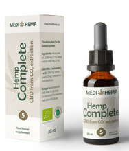 Load image into Gallery viewer, MediHemp Organic Hemp Complete 5%