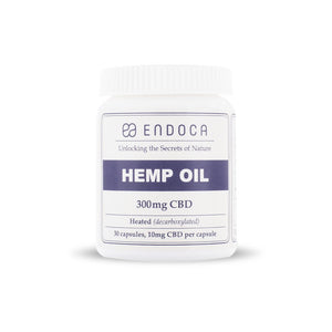 Endoca Hemp Oil Capsules 300mg
