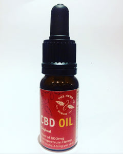 Hemp Company CBD Oil 10ml