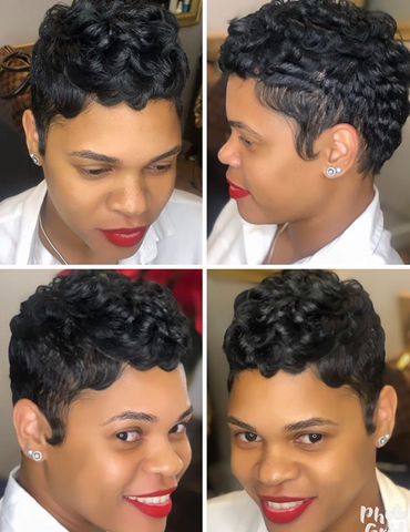 Artist Spotlight - Michelle Ifill on Greg Gilmore Hair