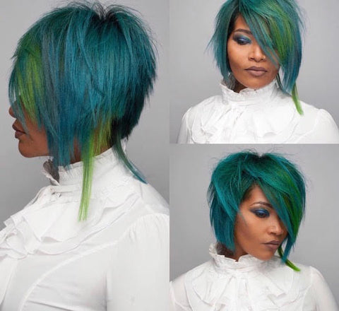 Artist Spotlight James S of Hairtique Color & Design Salon Greg Gilmore Hair
