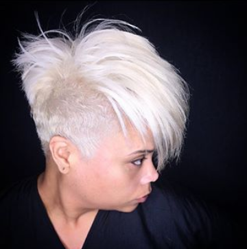 Artist Spotlight - Joie Wallace by Greg Gilmore Hair