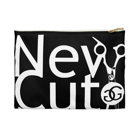 New Cut New Life Accessory Pouch at Greg Gilmore Hair