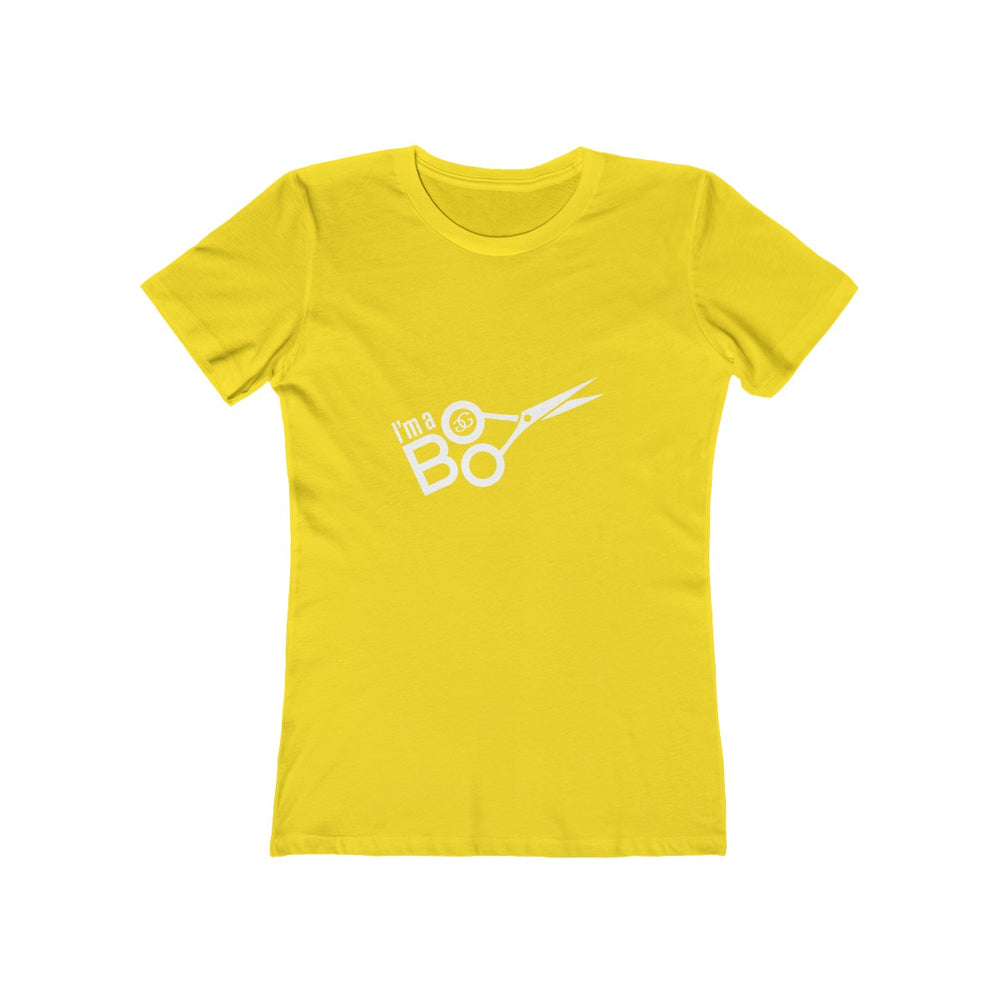 Women's I'm a Boo Boyfriend Tee by Greg Gilmore ALL SIZES