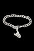 Demon Chain Bracelet - Annika Burman Jewellery  - 1