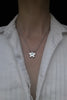 Large Metropolis Necklace With Topaz - Annika Burman Jewellery  - 4
