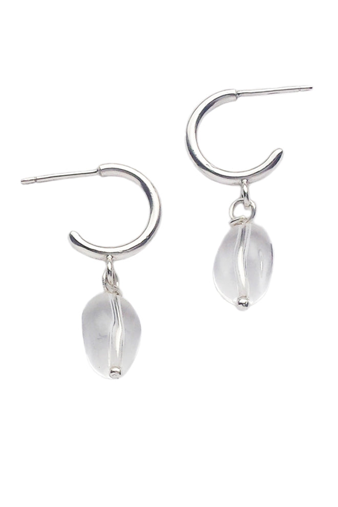 Rock Crystal Earrings
