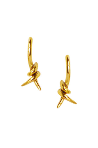 Trix Gold Earrings