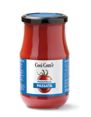 Pizzutello Tomato purée by Così Com'è - 12.35oz